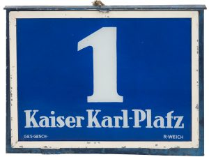 """""""Kaiser Karl – Friedenssuche in Baden?"""""""