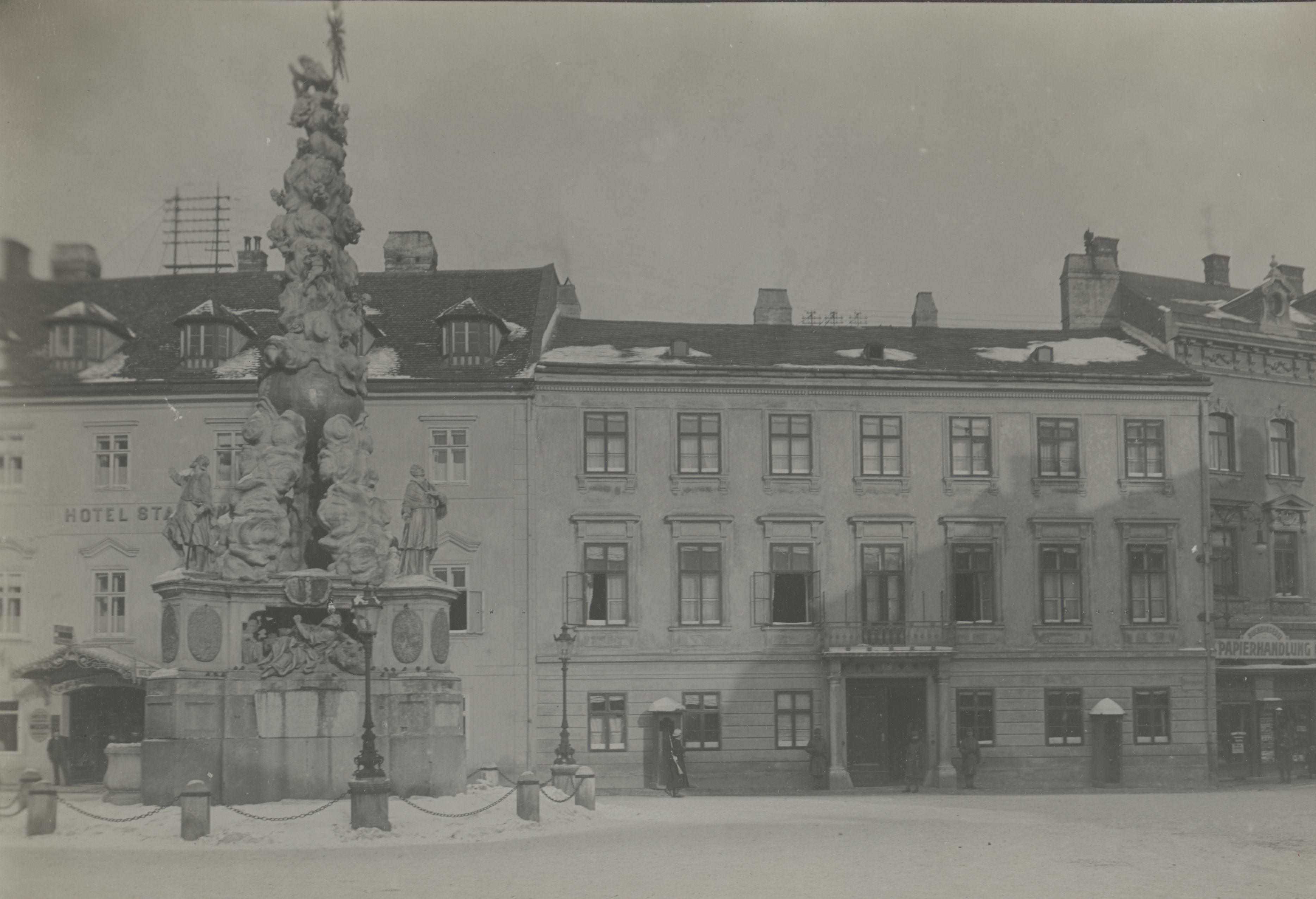 """Sonderführung """"Schauplatz Kaiserhaus"""" zum Tag des Denkmals"""