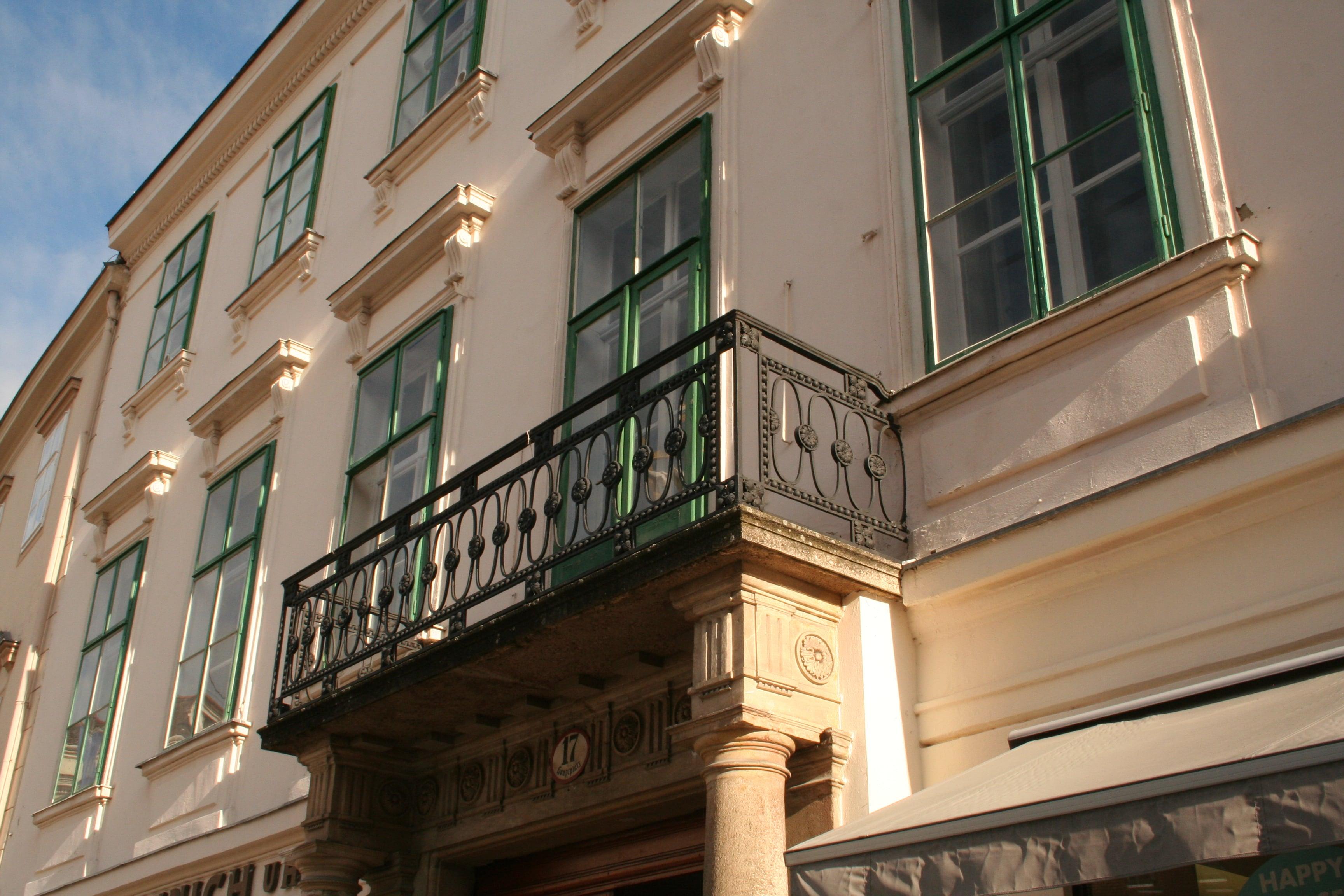 Kaiserhaus Balkon