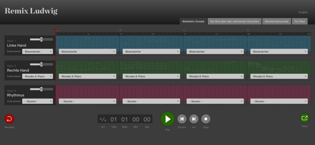 Remix Ludwig